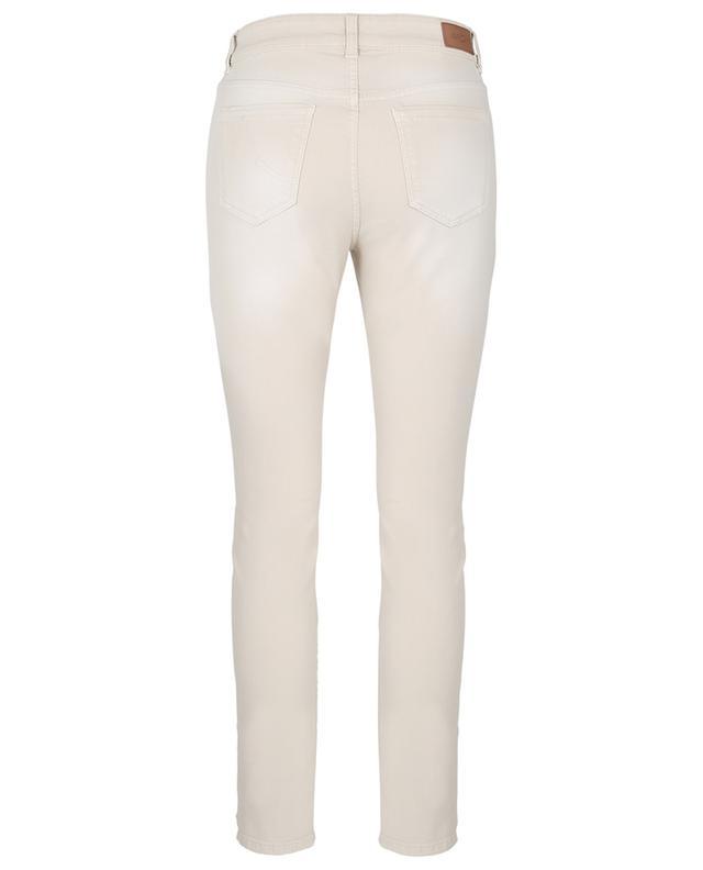 Pantalon slim raccourci en coton MARC CAIN