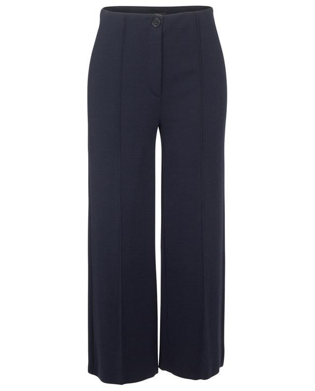Pantalon raccourci large en maille Milano MARC CAIN