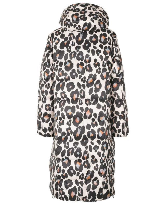 Doudoune réversible imprimée léopard MARC CAIN