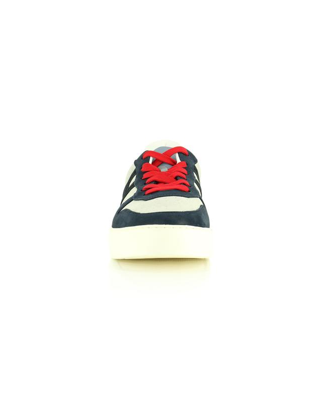 Rebel suede low-top sneakers HOGAN