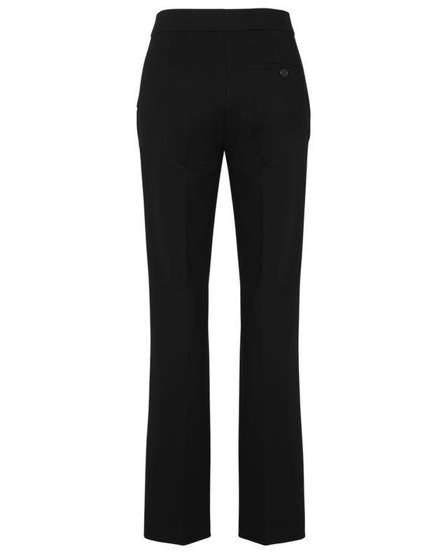 Pantalon droit large en Punto Milano Emotional Essence DOROTHEE SCHUMACHER