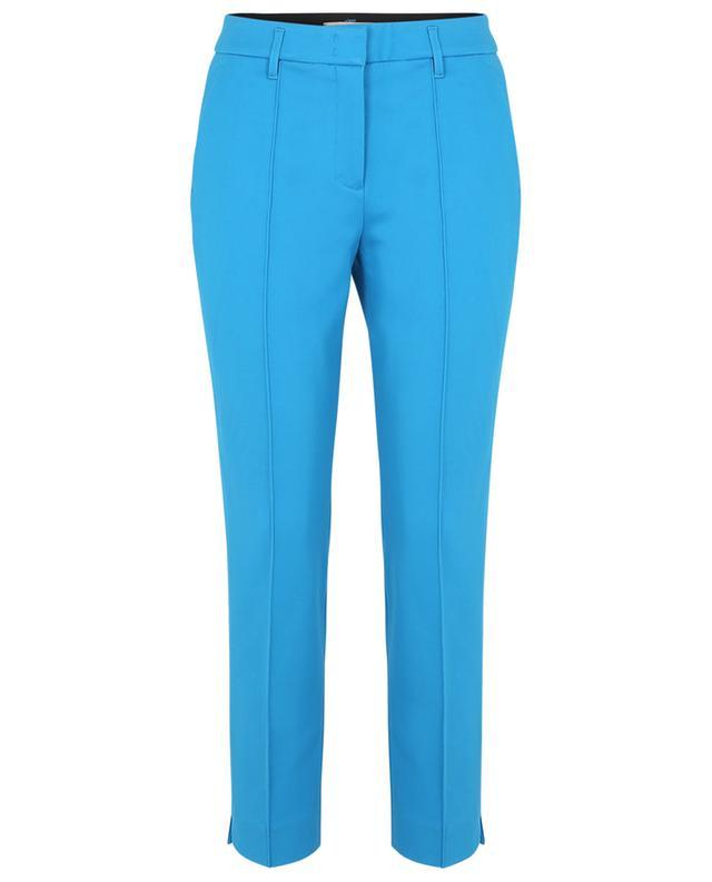 Pantalon droit raccourci en Punto Milano Emotional Essence DOROTHEE SCHUMACHER