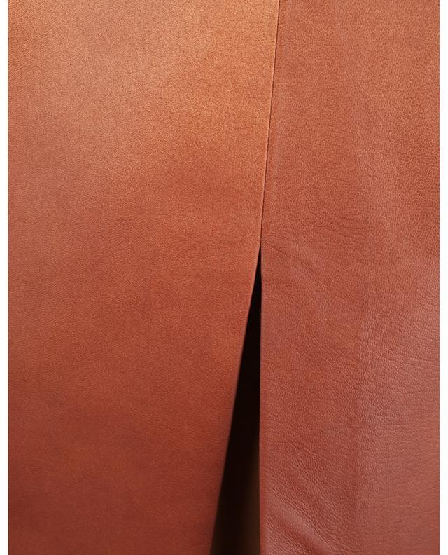 Jupe crayon en cuir nappa Dégradé Softness DOROTHEE SCHUMACHER