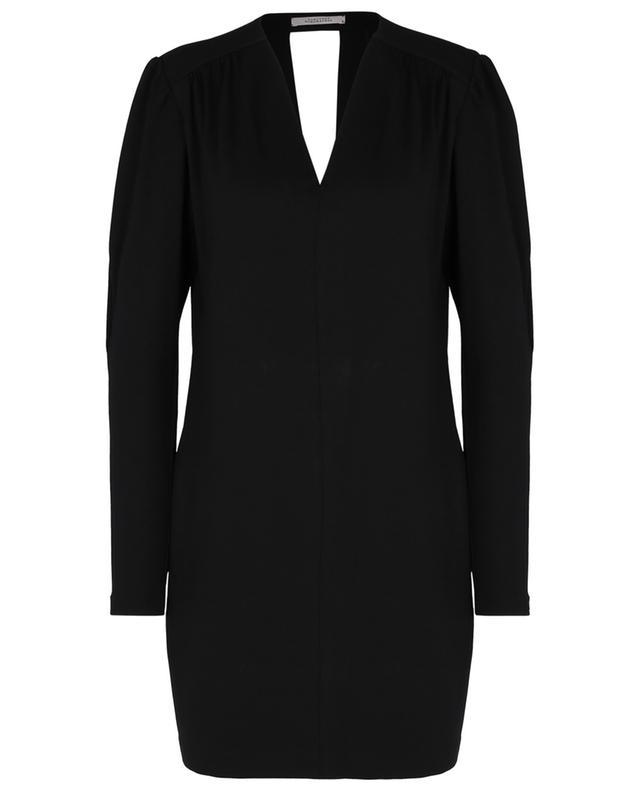 Robe courte à col V en jersey Soft Essence DOROTHEE SCHUMACHER