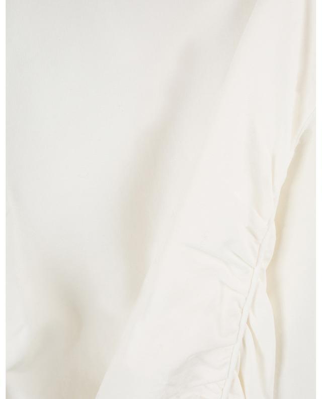 Drapiertes Kurzarm-T-Shirt Fascinating Drapes DOROTHEE SCHUMACHER