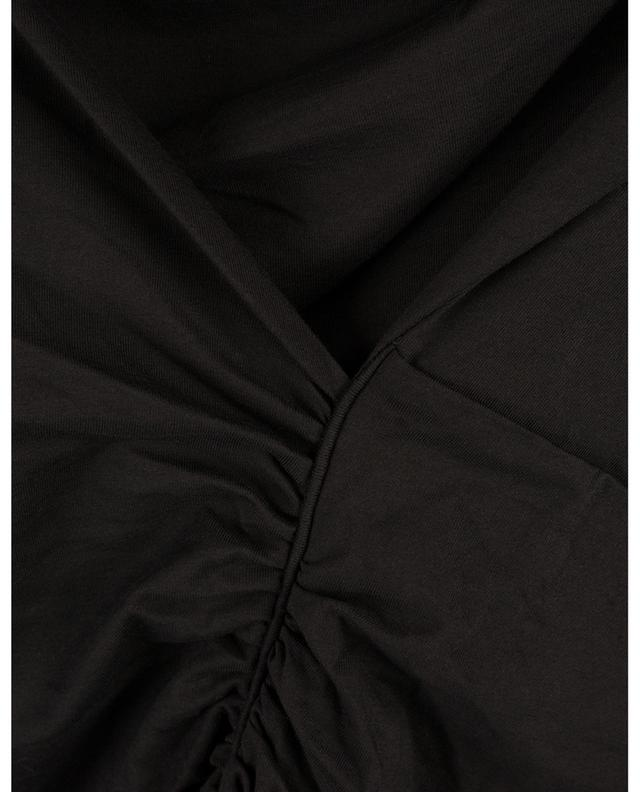 Robe courte drapée en jersey Fascinating Drapes DOROTHEE SCHUMACHER