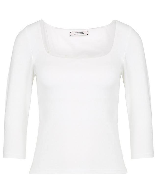 Top en coton mélangé à brassière intégrée All Time Favorites DOROTHEE SCHUMACHER