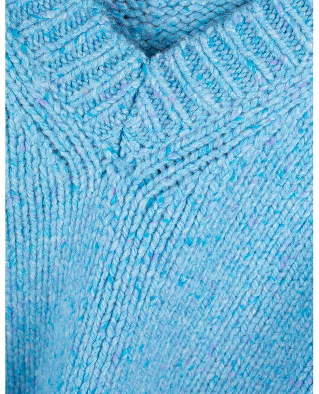 Boxy-V-Kragen-Pulli aus Kaschmir Heavenly Touch DOROTHEE SCHUMACHER