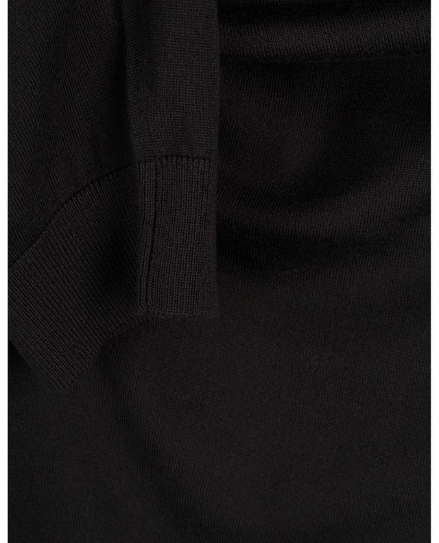 Feiner Pullover mit V-Ausschnitt im Rücken Sophisticated Softness DOROTHEE SCHUMACHER
