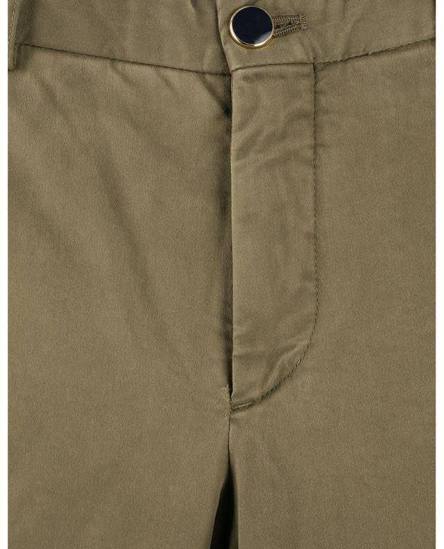 Pantalon slim en coton mélangé House PT DENIM