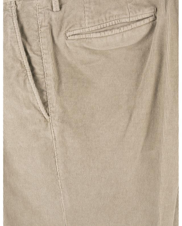 Pantalon slim en velours finement côtelé Gillsans PT TORINO