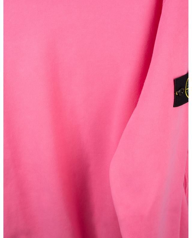 Sweat-shirt en coton patch rose des vents STONE ISLAND