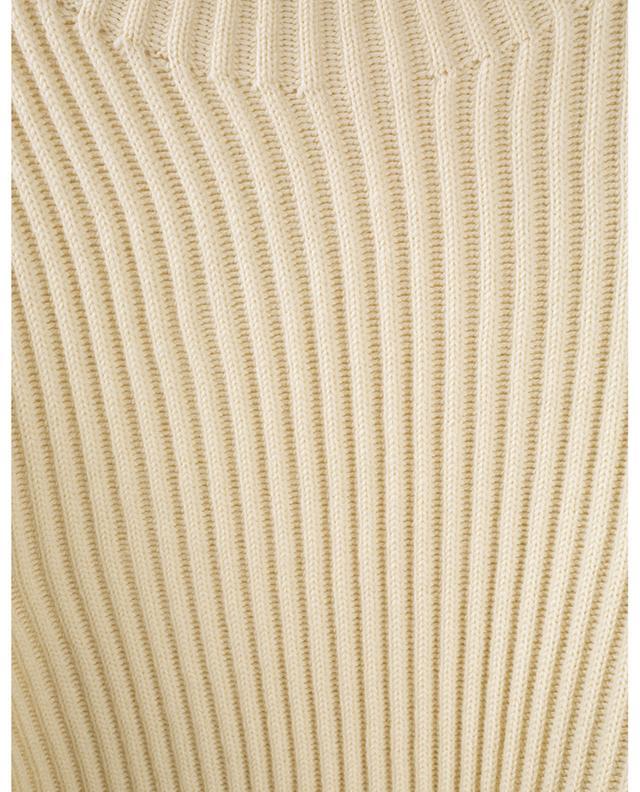 Pull en laine côtelée 517C2 STONE ISLAND