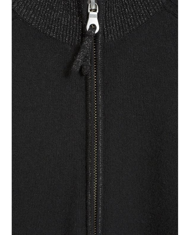 Cardigan aus Kaschmir mit Reißverschluss BONGENIE GRIEDER
