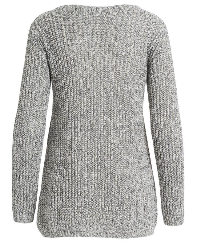 V-neck cotton blend jumper BONGENIE GRIEDER