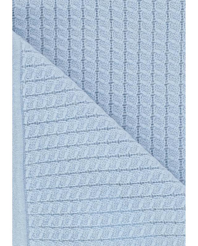 Cable-knit cashmere cover BONGENIE GRIEDER