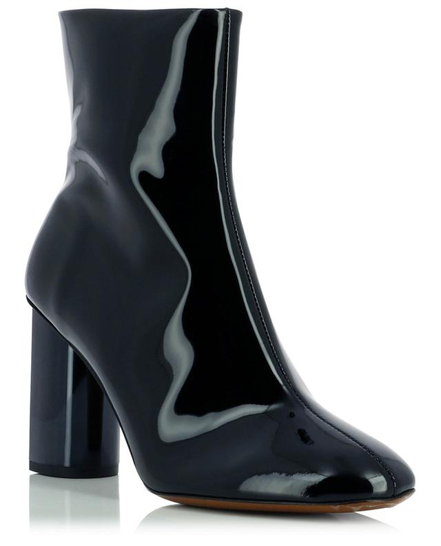 Judith patent leather ankle boots CLERGERIE