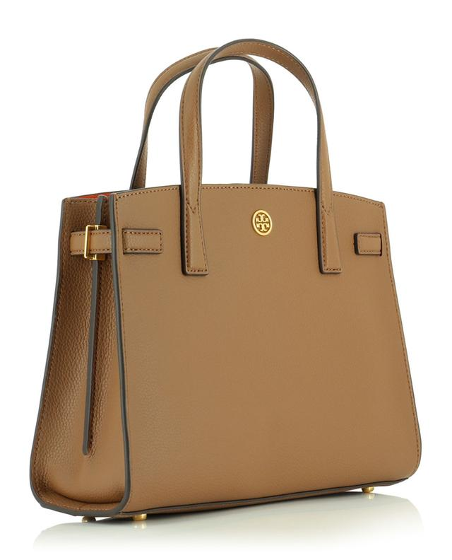 Petit sac cabas en cuir grainé Walker Small TORY BURCH