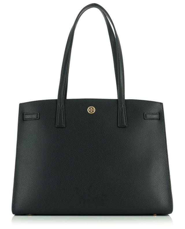 Sac cabas en cuir grainé Walker Satchel TORY BURCH