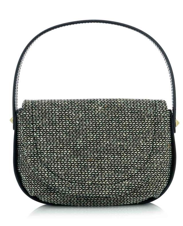 Petit sac à main en tissu bouclette Diana GIANNI CHIARINI