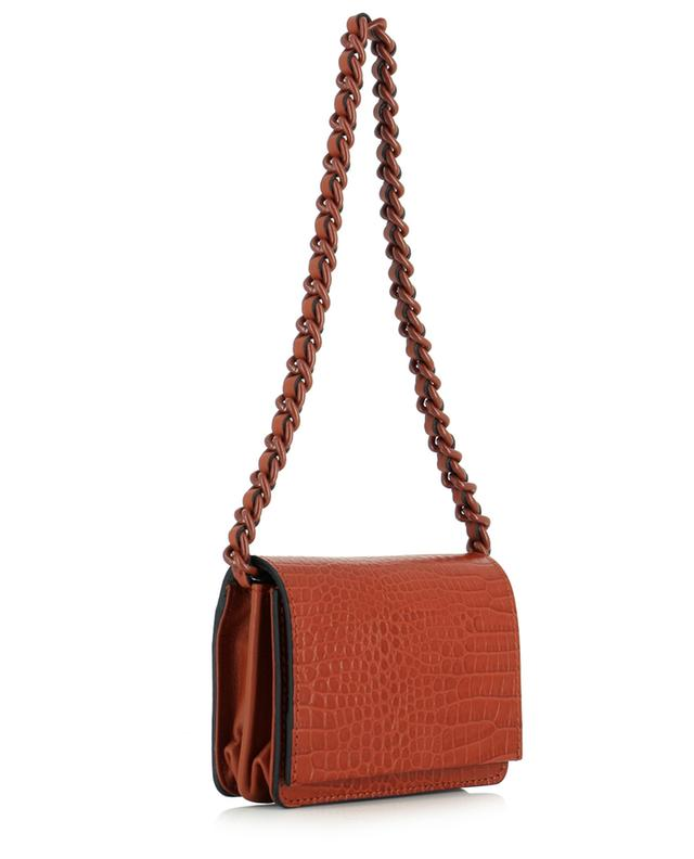 Emilia leather mini handbag GIANNI CHIARINI