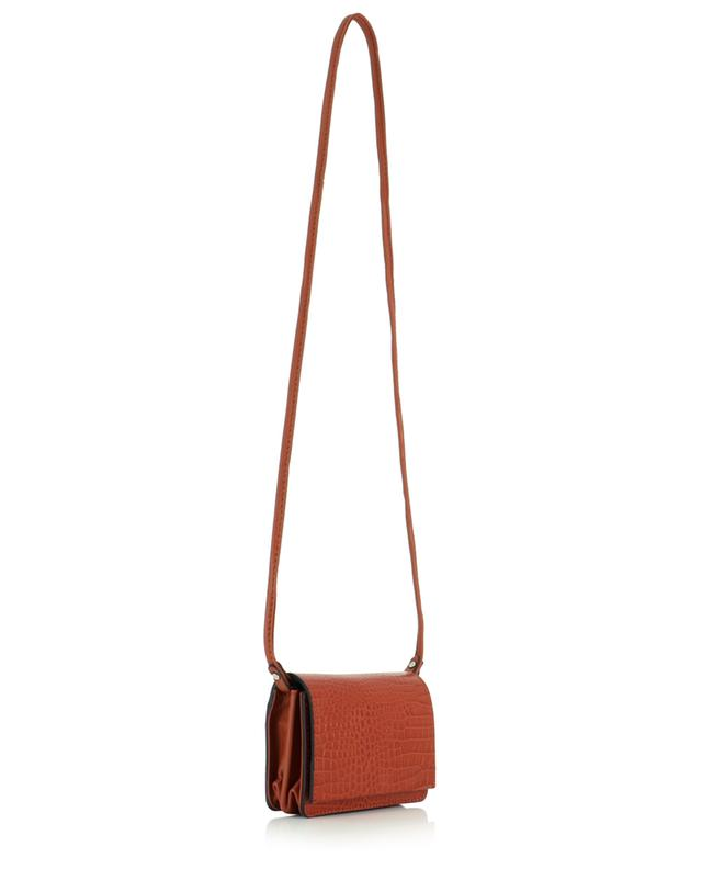 Mini-Handtasche aus Leder Emilia GIANNI CHIARINI