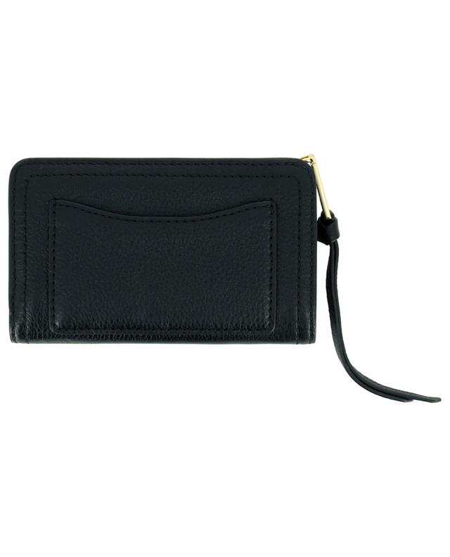 Portefeuille en cuir grainé The Softshot MARC JACOBS