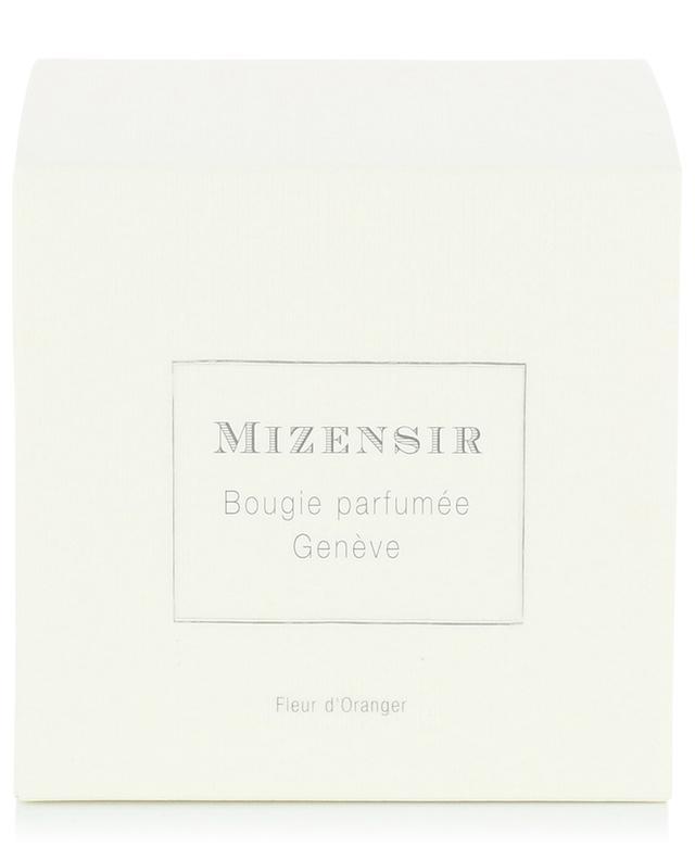 Bougie parfumée Fleur d'oranger MIZENSIR