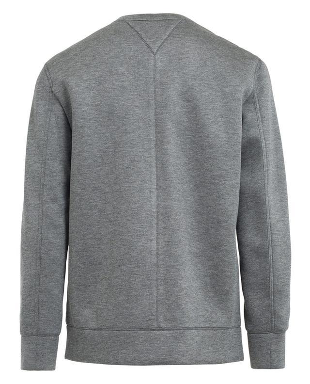 Geprägtes Sweatshirt aus Viskose HELMUT LANG