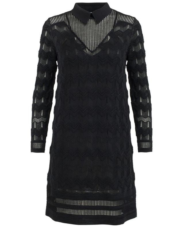 Robe en laine mélangée M MISSONI
