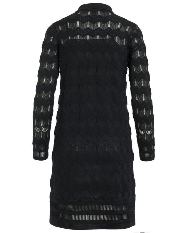 Wool blend dress M MISSONI