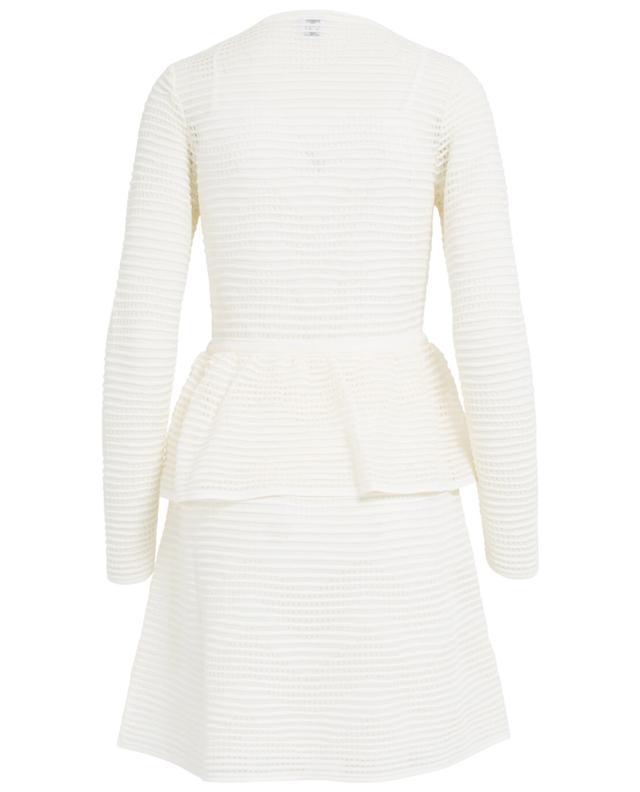 Peplum dress M MISSONI