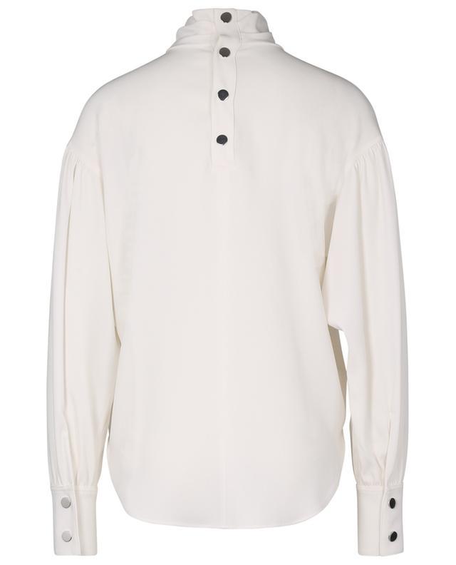 Bluse mit Stehkragen und Knopfleiste MODERN ATTITUDE DOROTHEE SCHUMACHER