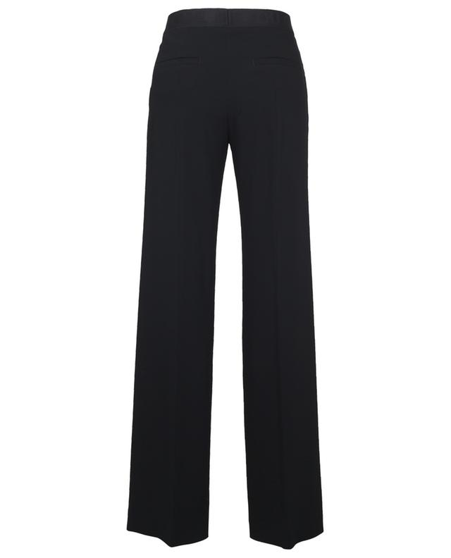 MODERN ATTITUDE wide pleated trousers DOROTHEE SCHUMACHER