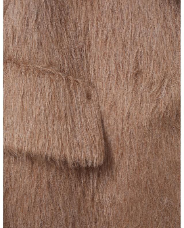 Pure Luxury alpaca and virgin wool coat DOROTHEE SCHUMACHER