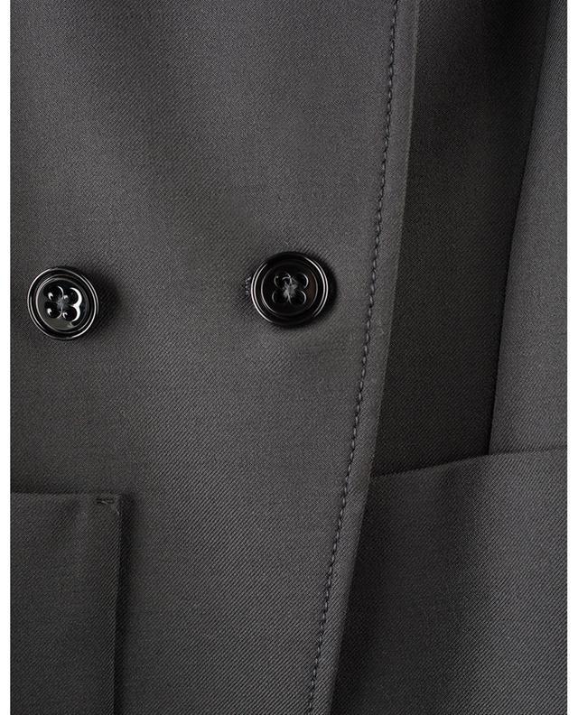Wollmix-Jacke mit Gürtel The new ambition jacket DOROTHEE SCHUMACHER