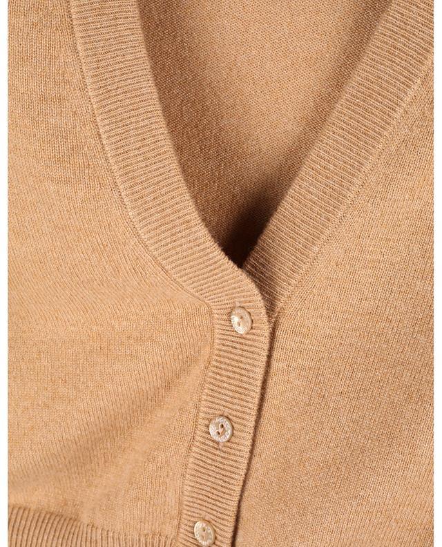 Cropped cashmere cardigan DOLCE & GABBANA
