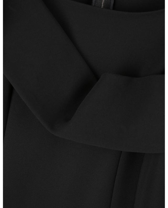 Short viscose-blend cocktail dress DOLCE & GABBANA