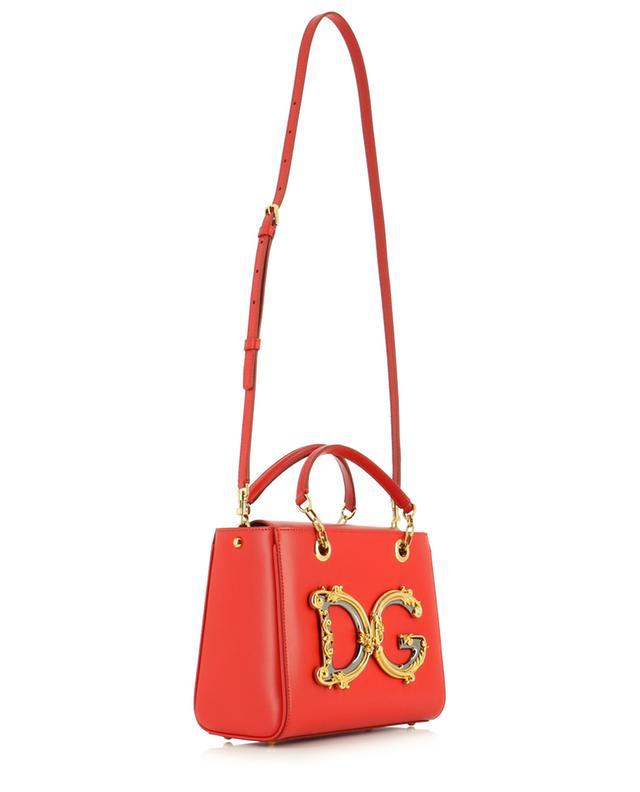 Sac à main en cuir monogrammé DG Girls DOLCE & GABBANA