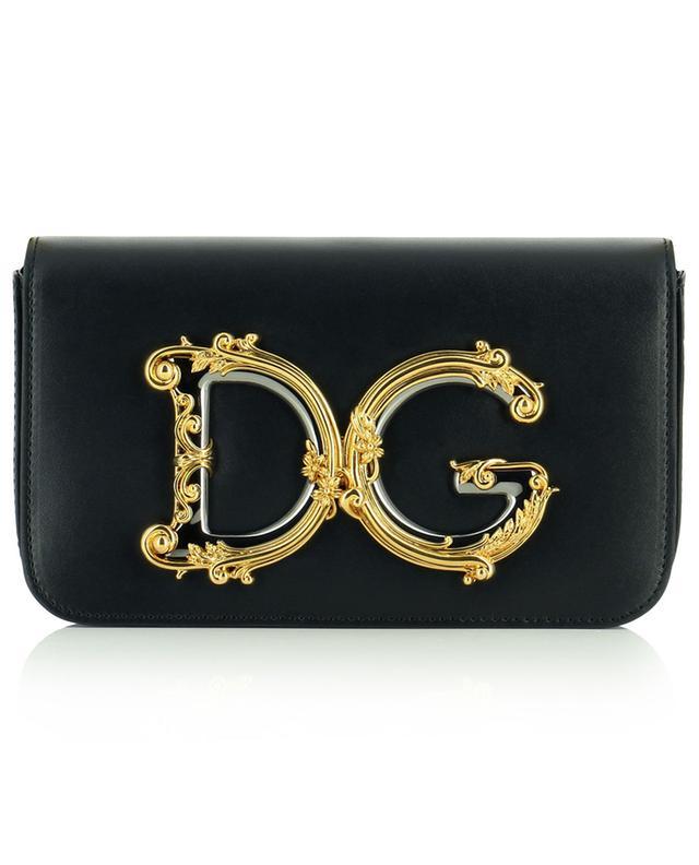 Petit sac en cuir DG Girls DOLCE & GABBANA