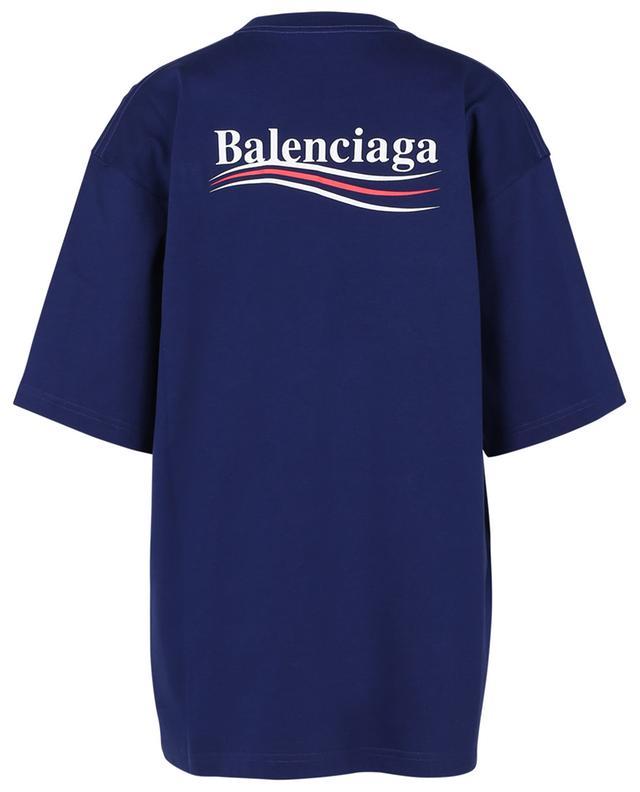 T-shirt oversize imprimé Political Campaign Logo Large Fit BALENCIAGA