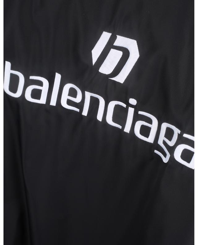 Veste de pluie oversize Sponsor Logo BALENCIAGA