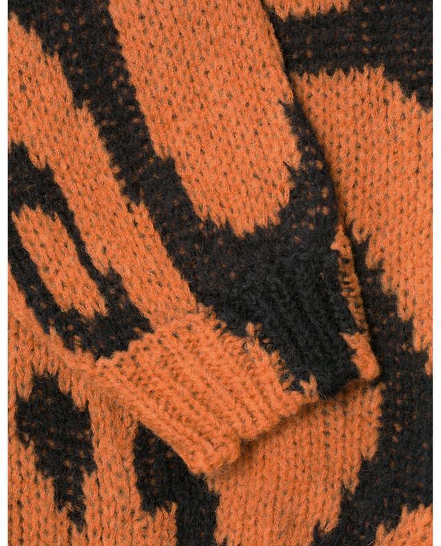 Pull oversize en laine, alpaga et coton mélangés STELLA MCCARTNEY