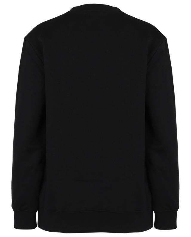 Sweat-shirt décontracté à col rond imprimé 23 OBS STELLA MCCARTNEY