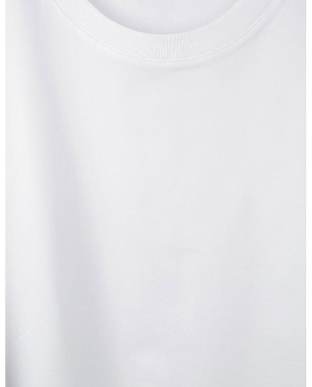 T-shirt long en coton avec logo STELLA MCCARTNEY