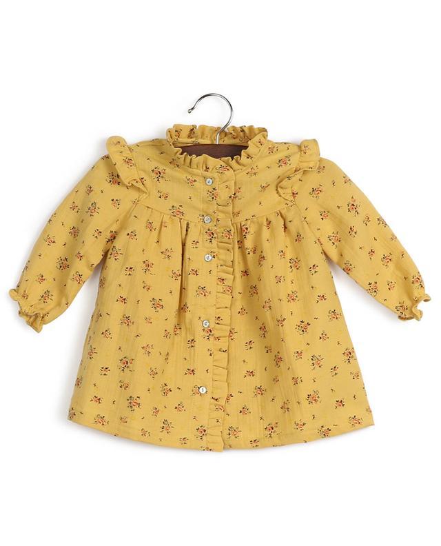 Robe en coton à imprimé fleuri Biba BONTON