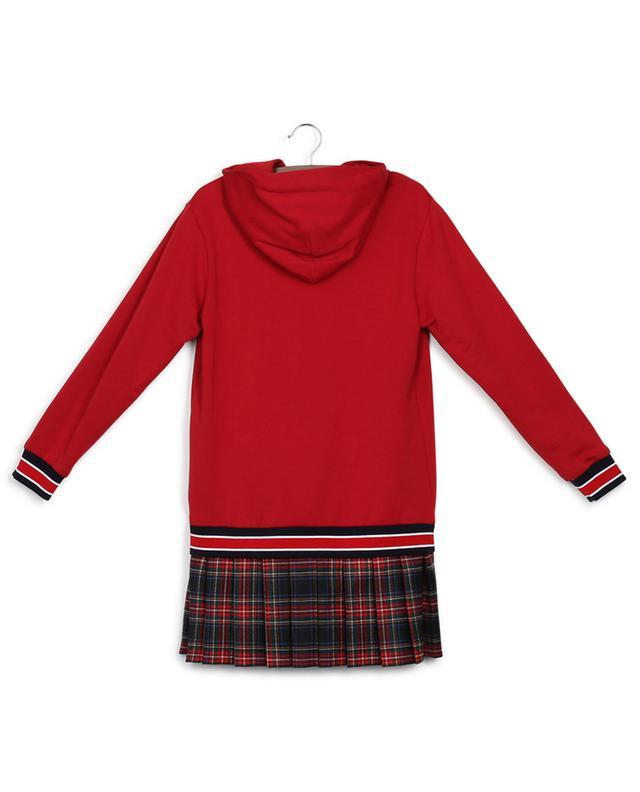 Robe sweat-shirt courte Back To School DOLCE & GABBANA