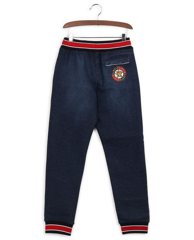 Pantalon de jogging en coton DOLCE & GABBANA