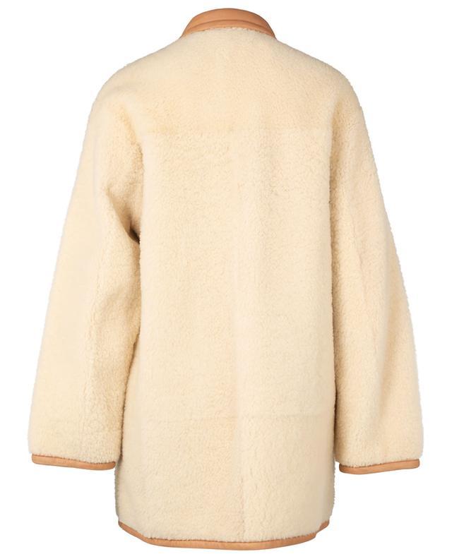 Manteau en peau d'agneau lainée retournée CHLOE
