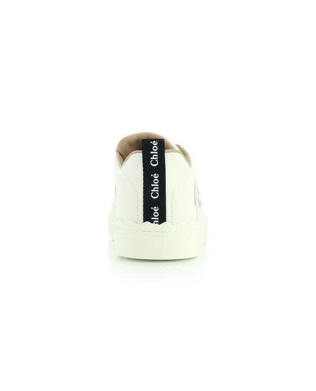 Lauren low-top slip-on sneakers with logo detail CHLOE
